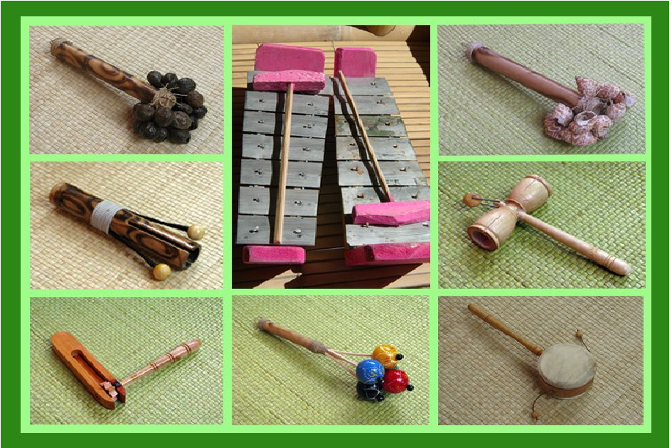 Traditional Toys of Bali