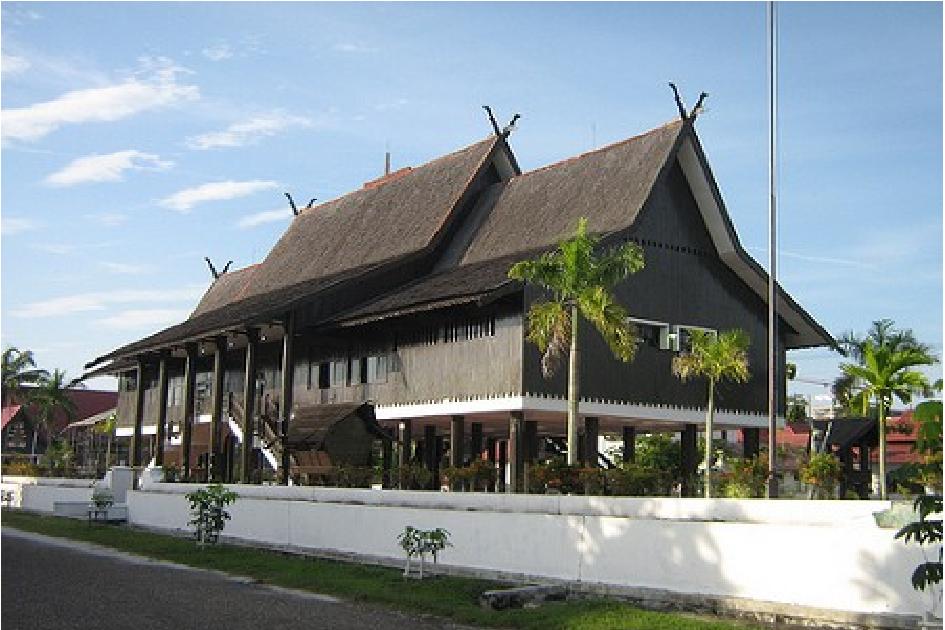Betang House