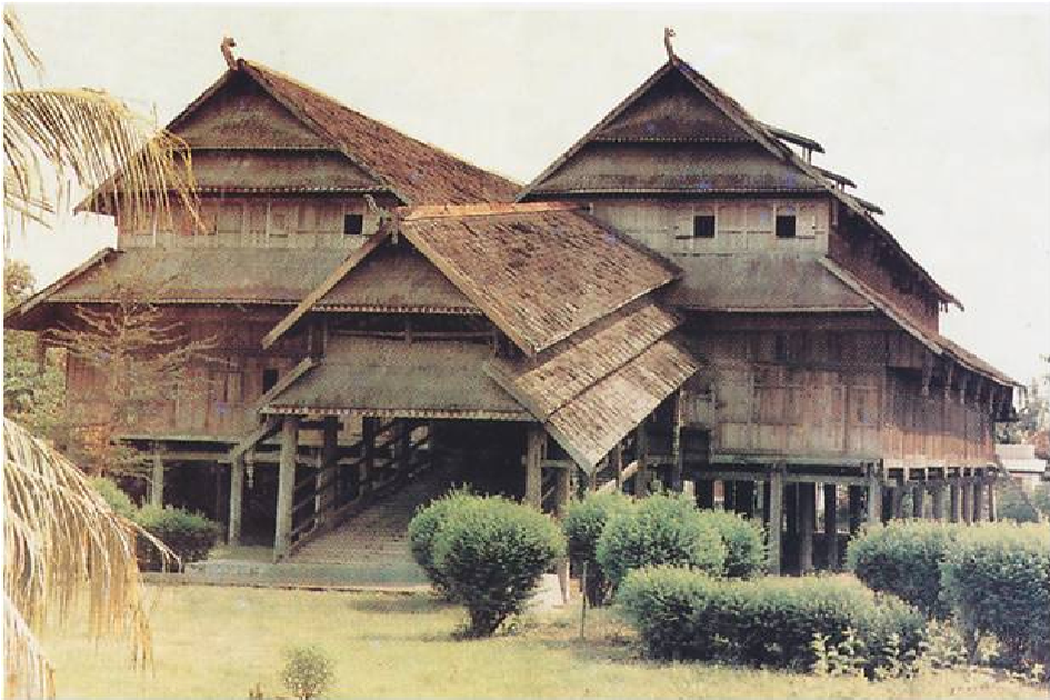 House of Sultan Sumbawa