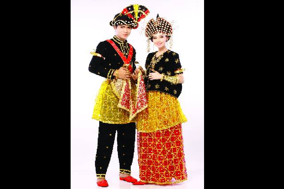 Traditional Costume of Sumbawa