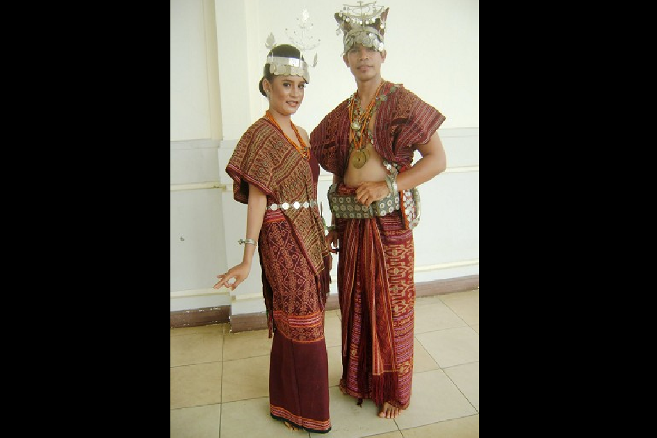 Traditional Costume of NTT
