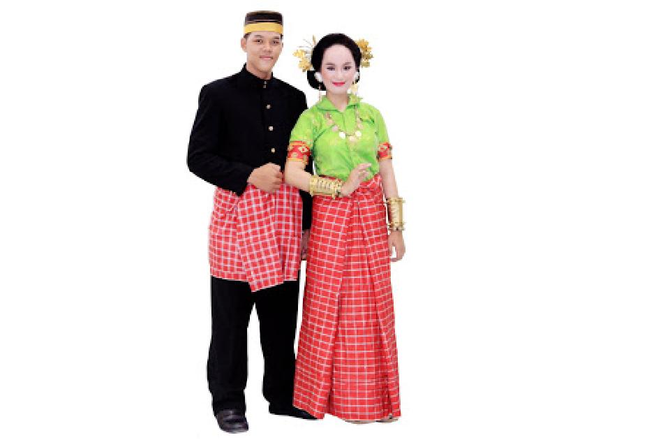 ملابس التقليدية  سولاويزي الغرب
