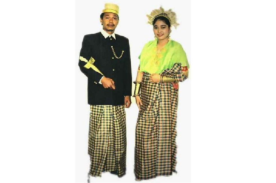 Traditional Costume of Toraja