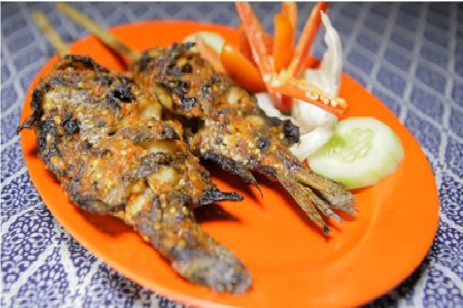 Taliwang Grilled Fish