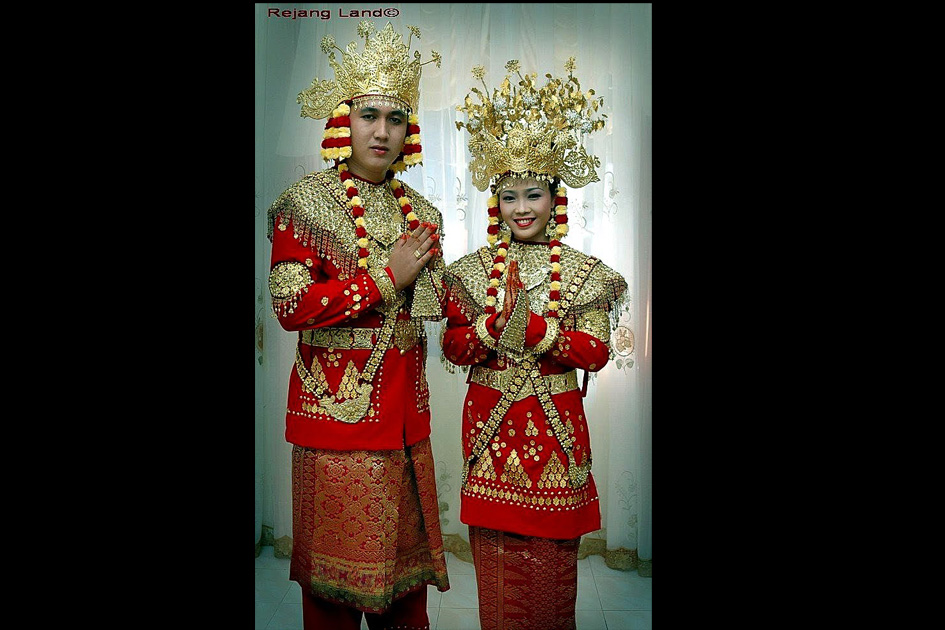 Traditional Costume of Bengkulu