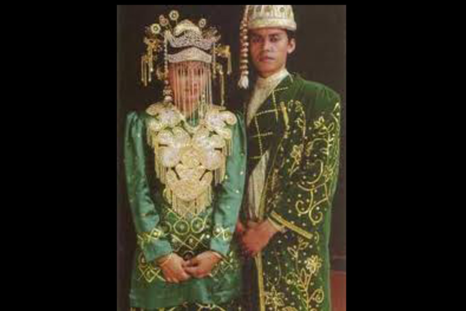 Traditional Costume of Betawi
