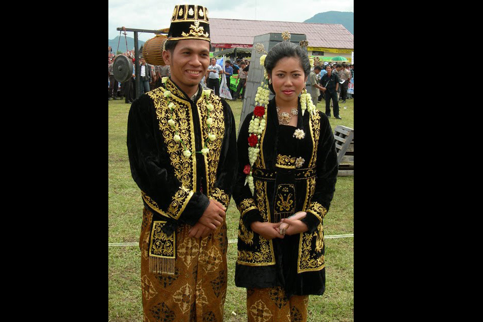 Traditional Costume of West Java