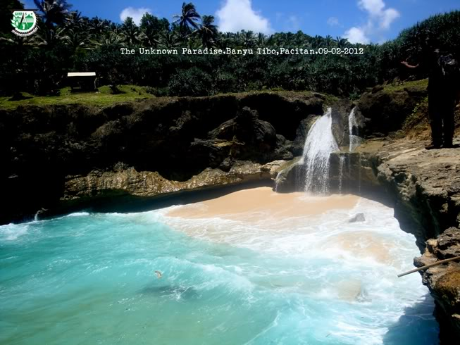 The Unknown Paradise: Banyu Tibo Beach Pacitan – East Java