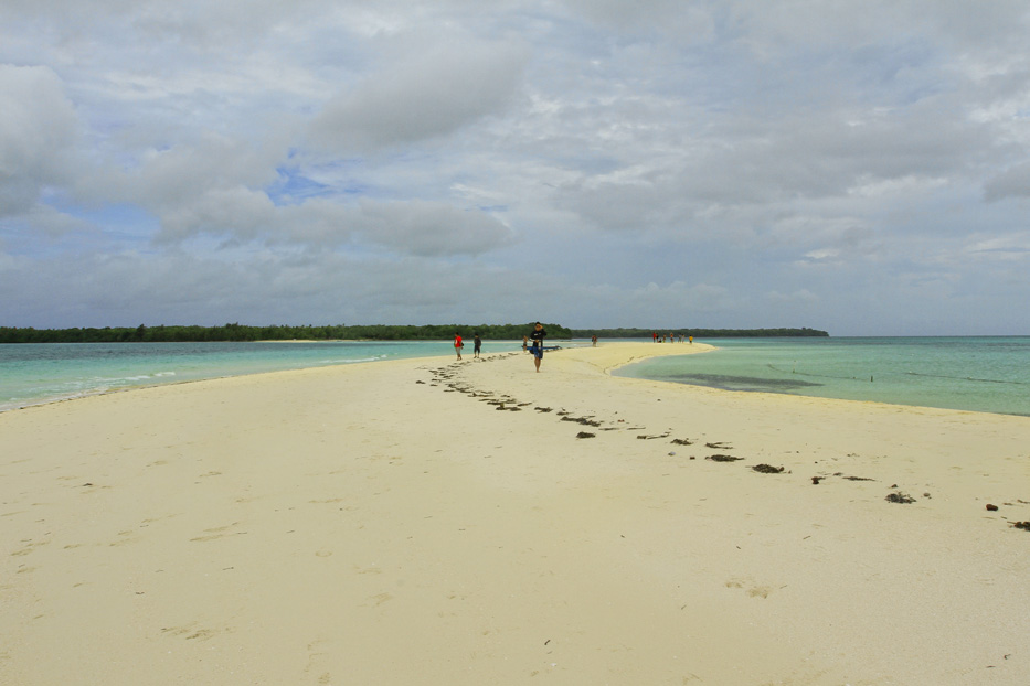 Ngurtafur's White Sand Beach in the Kei archipelago