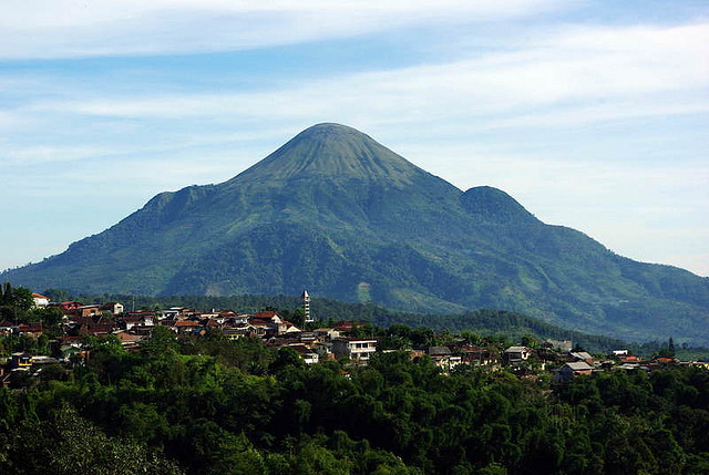 Mountain of Penanggungan