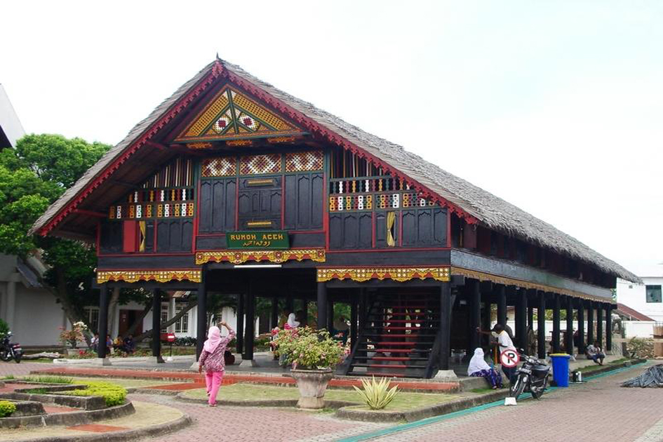 Traditional House of Aceh