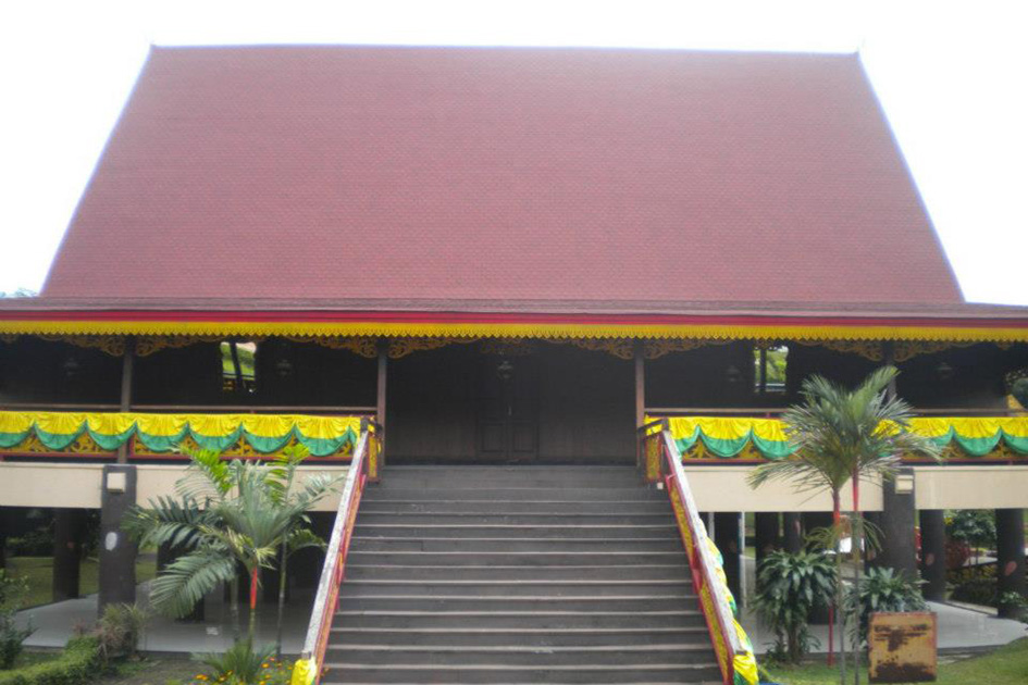 Traditional House of Kajang Lako