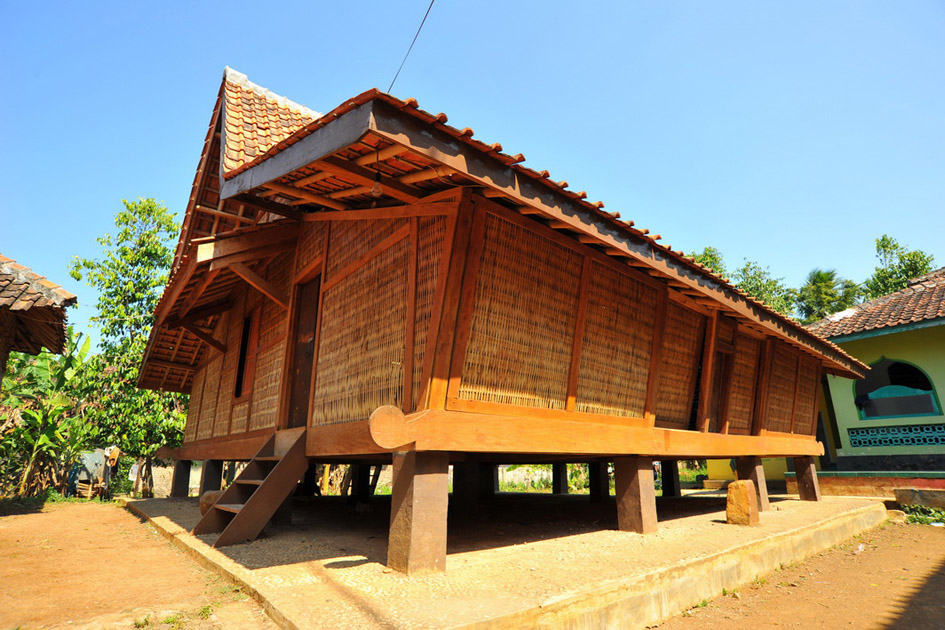 Traditional House of Sunda