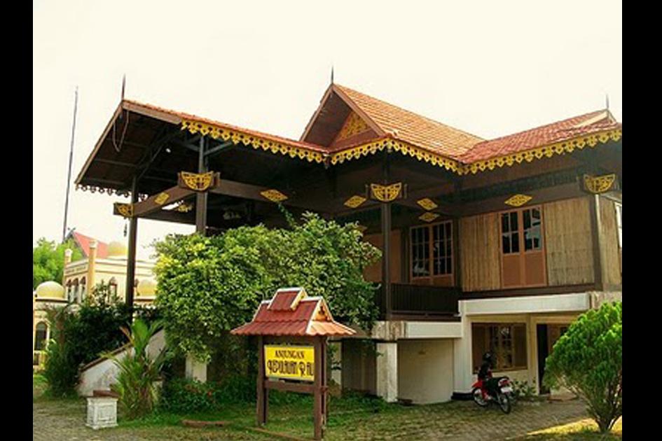 Tradtional House of Balai Salaso Jatuh
