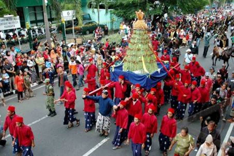 Grebeg Kraton Yogyakarta
