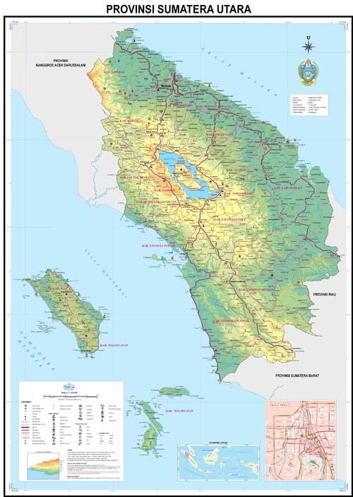 Propinsi Sumatera Utara