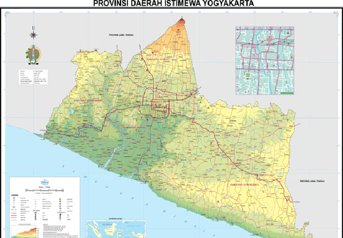 Provinsi DIY Yogyakarta