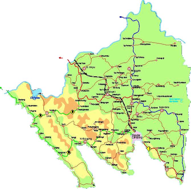 ولاية لامبونج