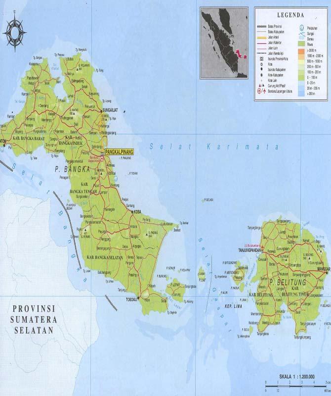 provinsi bangka belitung gt pulau sumatera beautiful
